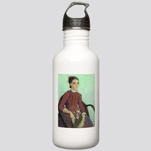 Vincent Van Gogh - La Mousme Water Bottle