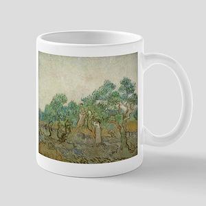 Vincent Van Gogh - The Olive Orchard Mug