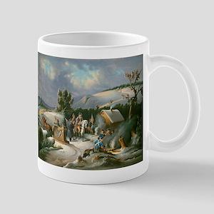Washington at Valley Forge Mug