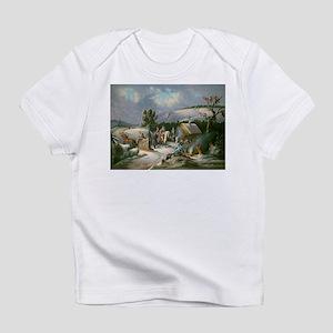 Washington at Valley Forge Infant T-Shirt