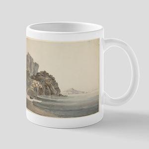 William Pars - An Italian Coast Scene Mug