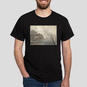 William Pars - An Italian Coast Scene T-Shirt