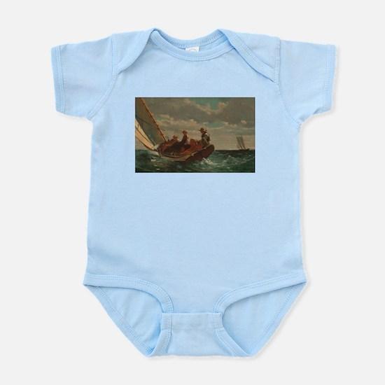 Winslow Homer - Breezing Up (A Fair Wind) Body Sui