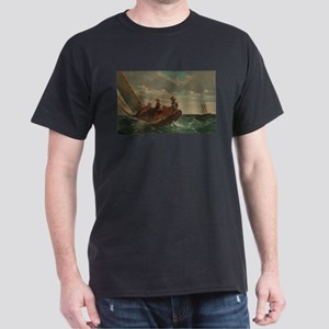 Winslow Homer - Breezing Up (A Fair Wind) T-Shirt