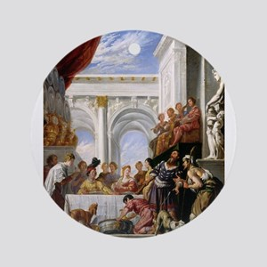 Workshop of Domenico Fetti - The Parable of Lazar