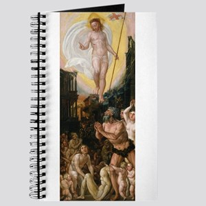 Workshop of Hans Mielich - Christ in Limbo Journal