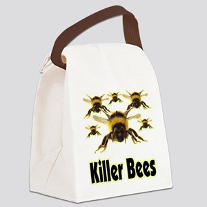 Killer Bees - 1 Canvas Lunch Bag