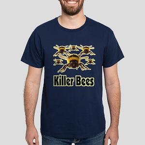 Killer Bees - 1 Dark T-Shirt