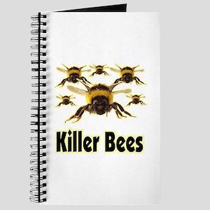 Killer Bees - 1 Journal