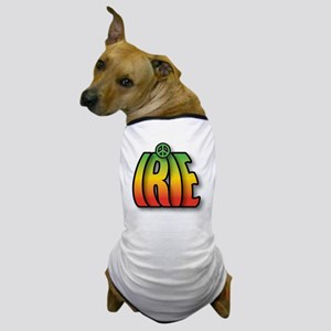 IRIE PEACE Dog T-Shirt