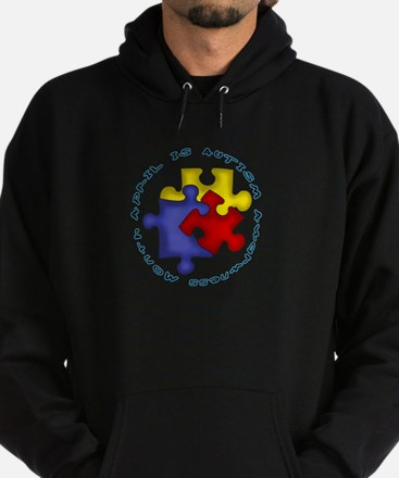 April is Autism Awarness Month Hoodie