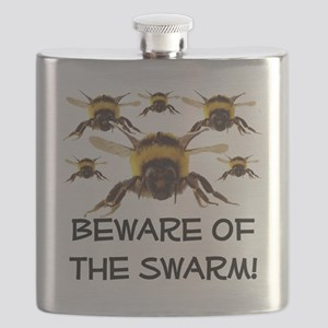 Beware Of The Swarm Flask