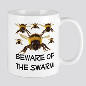 Beware Of The Swarm Mug