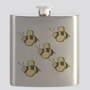 Just Bees Flask