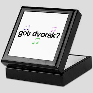 Got Dvorak? Keepsake Box