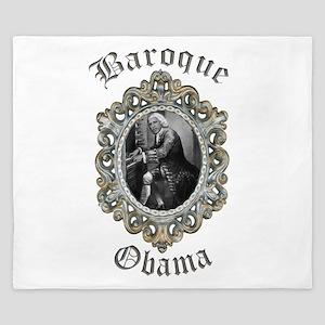 Baroque Obama King Duvet
