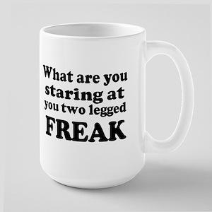 Two legged Freak Mug