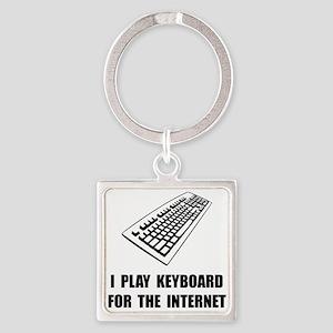 Keyboard Internet Keychains