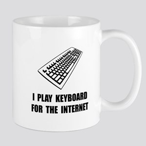 Keyboard Internet Mug