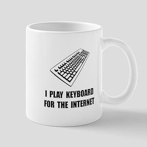 Keyboard Internet Mug
