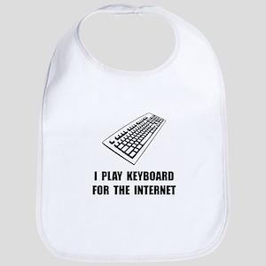 Keyboard Internet Bib