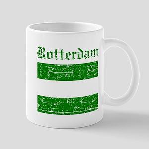 Rotterdam City Flag Mug