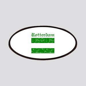 Rotterdam City Flag Patches
