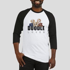 Doodle Lover Baseball Jersey