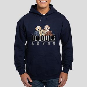 Doodle Lover Hoodie (dark)