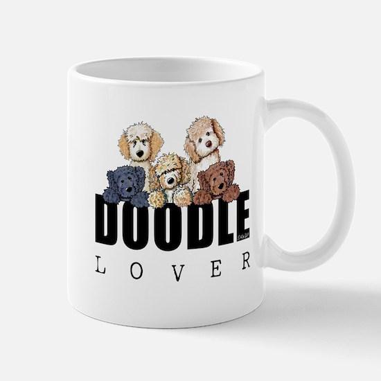 Doodle Lover Mug