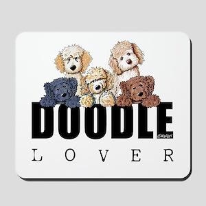 Doodle Lover Mousepad