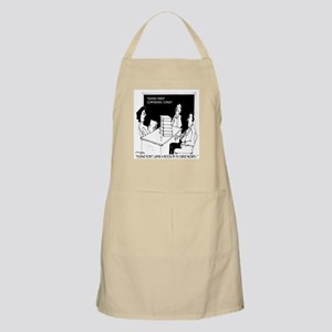 Don't Judge a Book by its Curse Words Apron