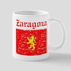 Zaragoza City Flag Mug