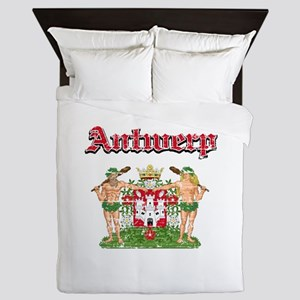 Antwerp designs Queen Duvet