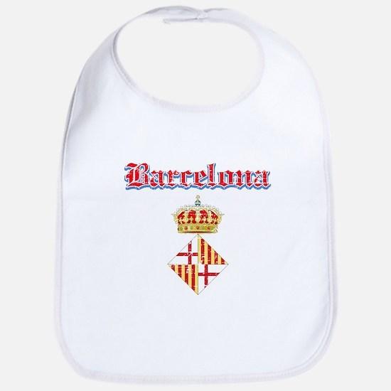 Barcelona designs Bib