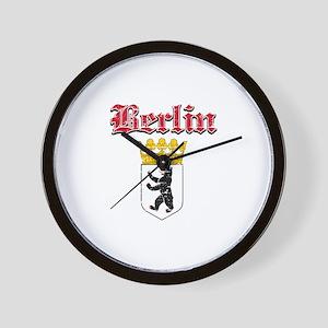 Berlin designs Wall Clock
