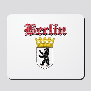 Berlin designs Mousepad