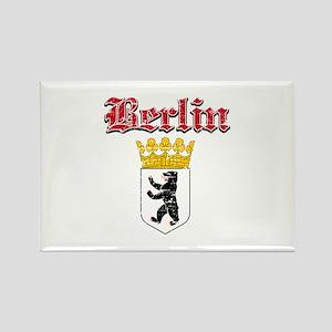 Berlin designs Rectangle Magnet