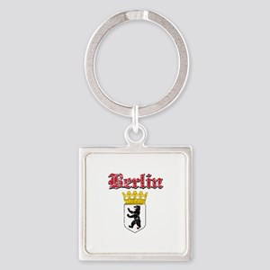 Berlin designs Square Keychain