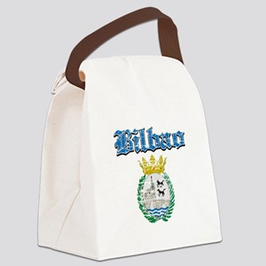 Bilbao designs Canvas Lunch Bag