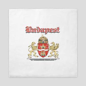 Budapest designs Queen Duvet