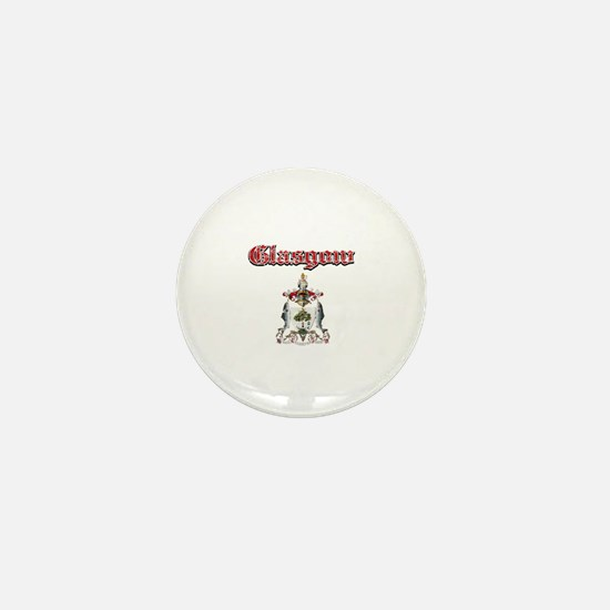 Glasgow designs Mini Button