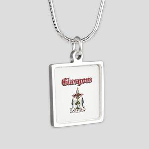 Glasgow designs Silver Square Necklace