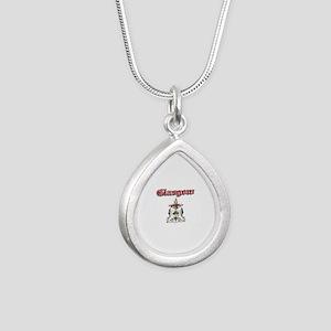 Glasgow designs Silver Teardrop Necklace