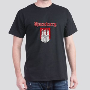 Hamburg designs Dark T-Shirt