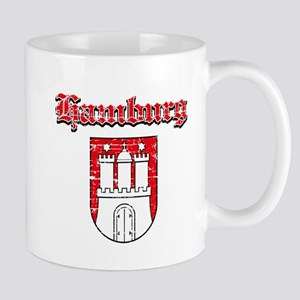 Hamburg designs Mug