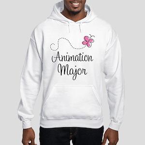Animation Major Hooded Sweatshirt