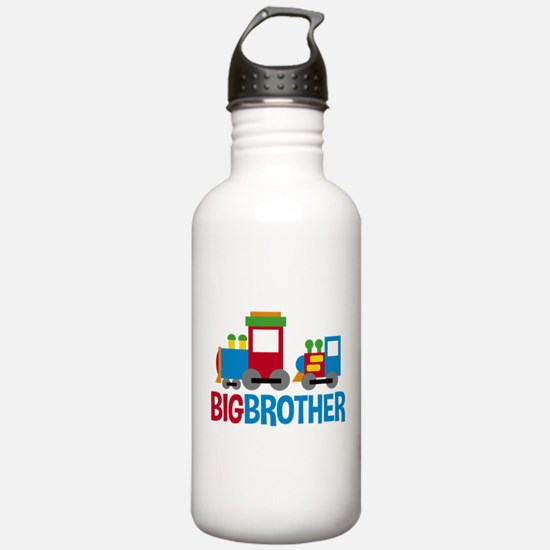 Trains Big Brother Water Bottle