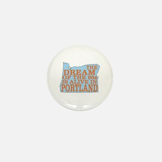 The Dream Of The 90s Mini Button