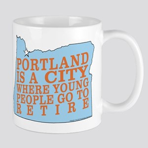 Portland is a City Mug